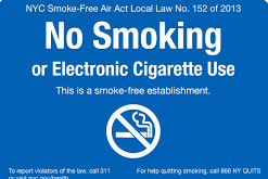 COMPLYING WITH SMOKING LAWS - Letter Grade Consulting