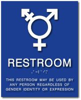 Bathroom Signs Nyc new nyc legislation requires gender neutral bathrooms - letter