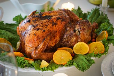 Turkey ..With A Side Of Salmonella?!